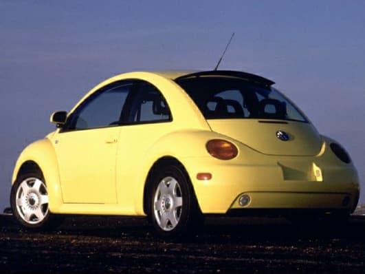 2000 volkswagen new beetle gls 1 8l turbo 2dr hatchback pricing and options. Black Bedroom Furniture Sets. Home Design Ideas