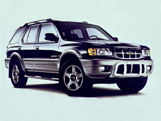 2001 Isuzu Rodeo Ls 3 2l V6 4dr 4x2 Pricing And Options