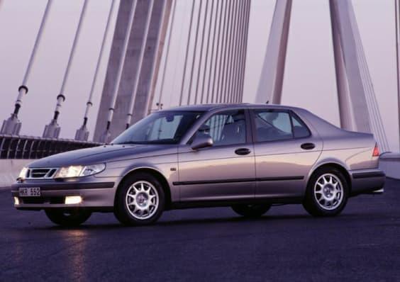 2001 Saab 95 Aero 4dr Sedan Specs and Prices