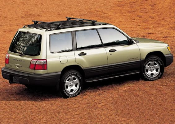 2001 subaru forester l 4dr all wheel drive specs and prices. Black Bedroom Furniture Sets. Home Design Ideas