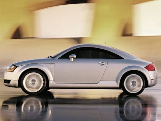 2002 Audi TT ALMS Commemorative Edition 2dr All-wheel Drive Quattro Coupe  Pricing and Options