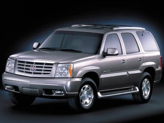 2002 Cadillac Escalade Base 4dr All-wheel Drive Specs and Prices