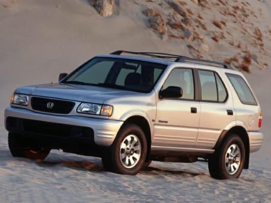 2002 Honda Passport Lx 4dr 4x4 Pricing And Options
