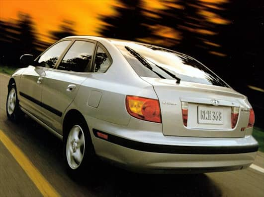 The Best Hyundai Elantra 2002 Interior