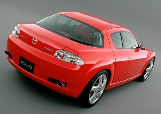 2005 mazda rx 8 shinka special edition 4dr coupe pricing. Black Bedroom Furniture Sets. Home Design Ideas
