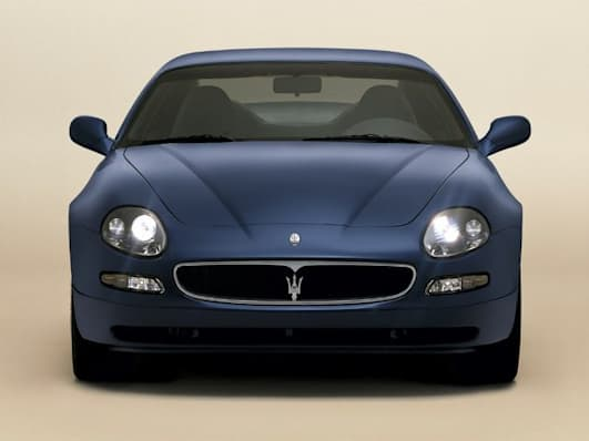 2004 maserati coupe gt 2dr pricing and options. Black Bedroom Furniture Sets. Home Design Ideas