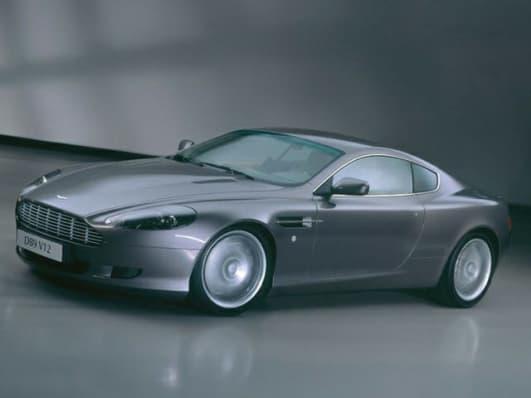 Aston Martin DB Base Coupe Pricing And Options - Aston martin db9 price