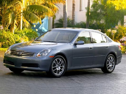 2006 infiniti g35x base 4dr all wheel drive sedan pricing and options. Black Bedroom Furniture Sets. Home Design Ideas