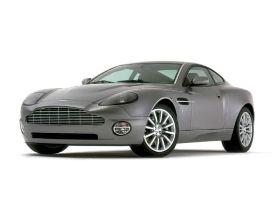 Aston Martin Vanquish S Dr Coupe Pricing And Options - 2006 aston martin vanquish price