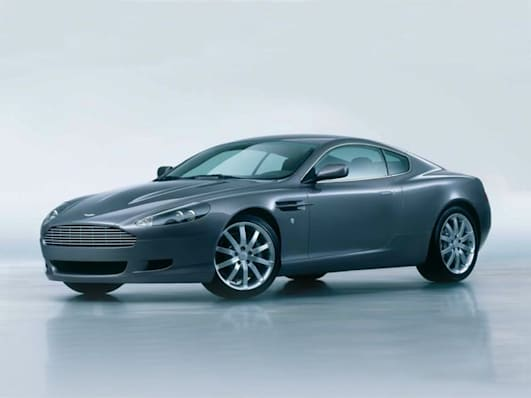 Aston Martin DB Base Coupe Pricing And Options - Db9 aston martin price