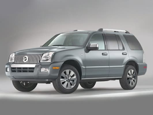 2007 Mercury Mountaineer Premier V8 Allwheel Drive Specs and Prices
