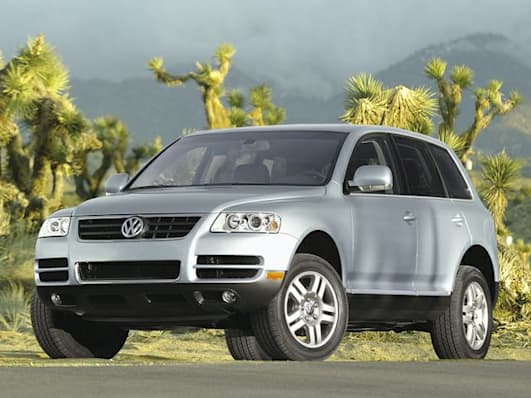 Touareg best which options