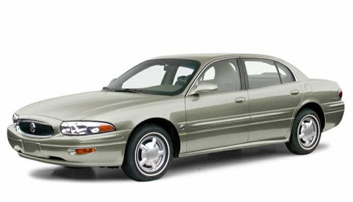 2000 Buick Lesabre Custom 4dr Sedan Pricing And Options