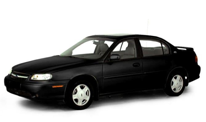 2000 Chevrolet Malibu LS 4dr Sedan Specs and Prices