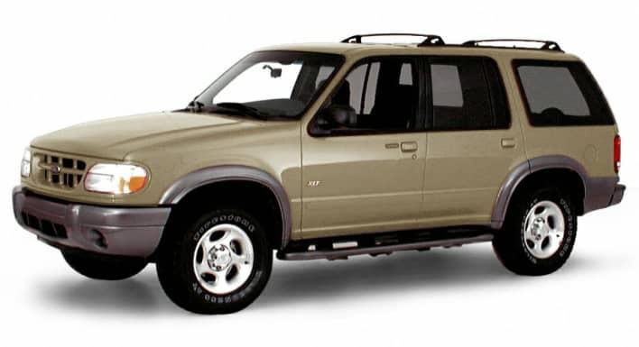 2000 ford explorer xlt 4dr 4x4 pricing and options. Black Bedroom Furniture Sets. Home Design Ideas