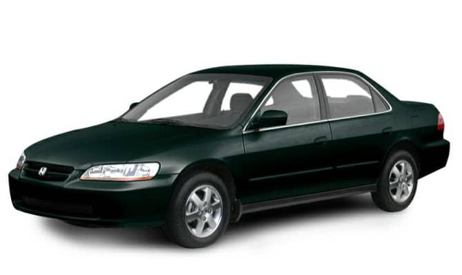 2000 Honda Accord 2 3 SE 4dr Sedan Specs and Prices
