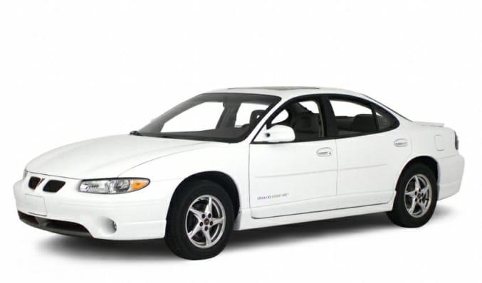 2000 pontiac grand prix gt 4dr sedan pricing and options. Black Bedroom Furniture Sets. Home Design Ideas