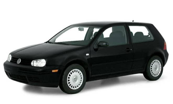 2000 Volkswagen Golf GL 2dr Hatchback Information