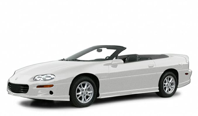2001 Chevrolet Camaro Z28 2dr Convertible Specs And Prices