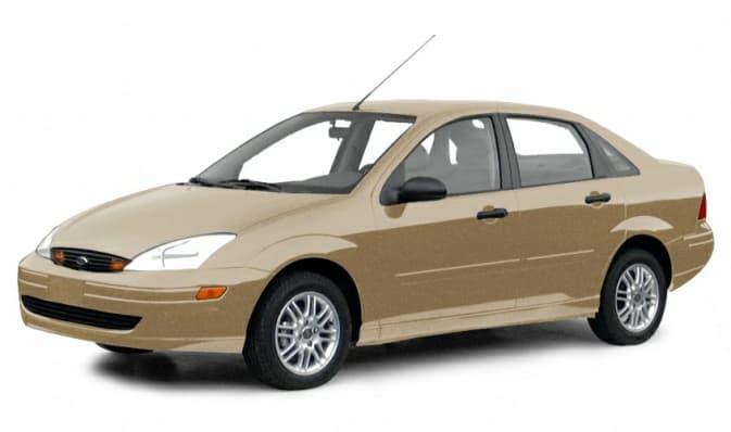 2001 ford focus se 4dr sedan pricing and options. Black Bedroom Furniture Sets. Home Design Ideas