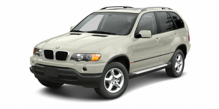 2002 Bmw X5 3 0i 4dr All Wheel Drive Specs And Prices