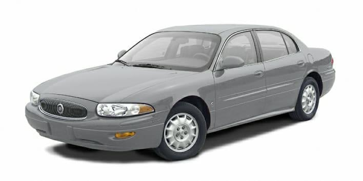 2002 Buick LeSabre Custom 4dr Sedan Specs and Prices