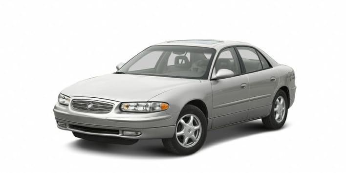 2002 Buick Regal LS 4dr Sedan Pricing and Options | Autoblog