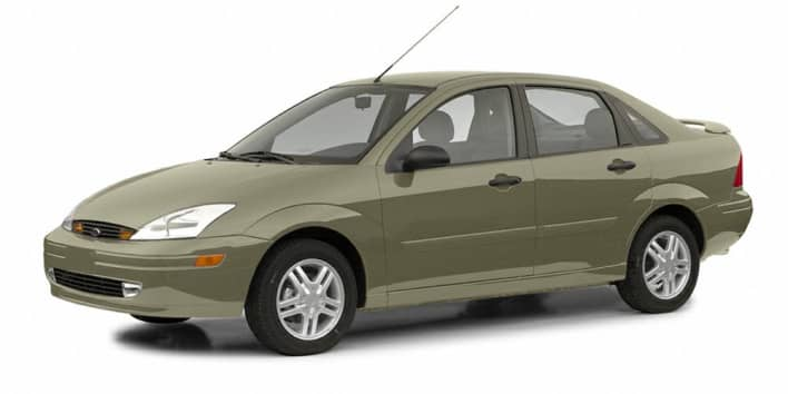 2002 ford focus lx 4dr sedan pricing and options. Black Bedroom Furniture Sets. Home Design Ideas