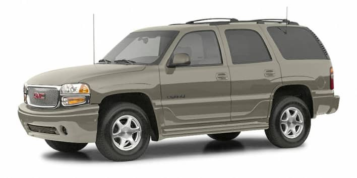 2002 GMC Yukon Denali 4dr 4x4 Specs and Prices