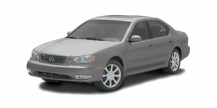 2002 infiniti i35 luxury 4dr sedan pricing and options. Black Bedroom Furniture Sets. Home Design Ideas