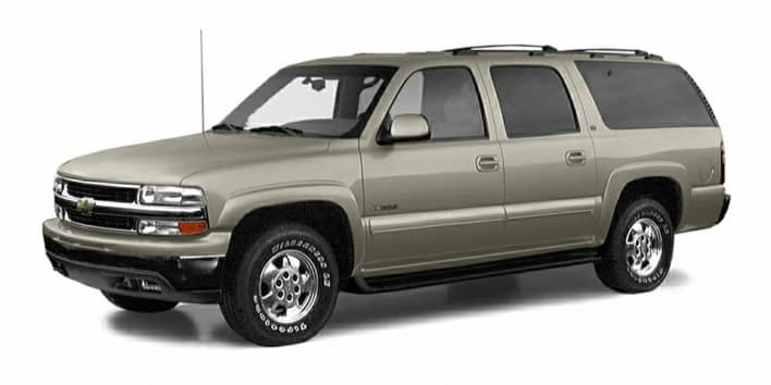 2003 Chevrolet Suburban 1500 Z71 4x4 Pricing and Options