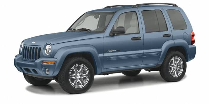 2003 Jeep Liberty Limited Edition 4dr 4x4 Specs And Prices