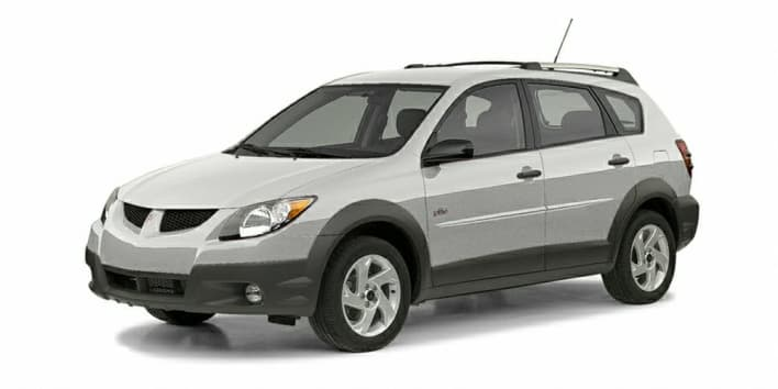 2003 pontiac vibe base all wheel drive hatchback pricing. Black Bedroom Furniture Sets. Home Design Ideas