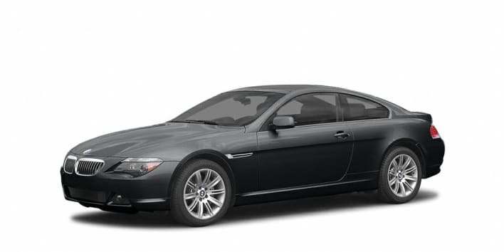 BMW Ci Dr Coupe Specs And Prices - 645 bmw price