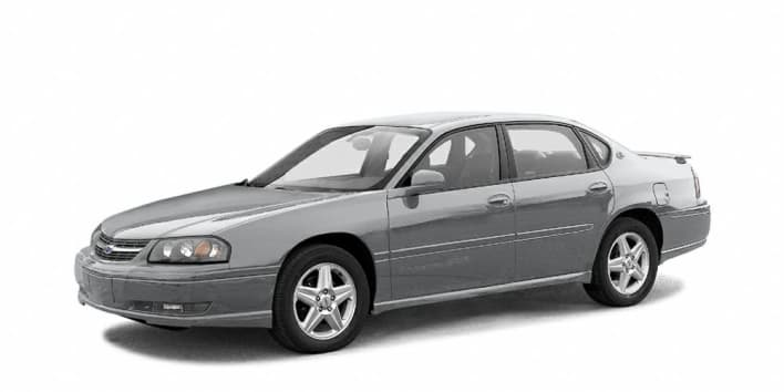 2004 Chevrolet Impala Ls 4dr Sedan Pricing And Options