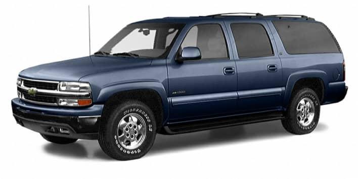 2004 Chevrolet Suburban 1500 Lt 4x4
