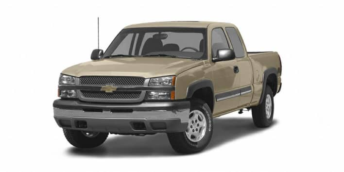 2004 Chevrolet Silverado 1500 Z71 4x4 Extended Cab 6 6 Ft Box 143 5 In Wb Specs And Prices