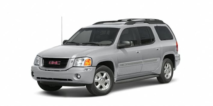 2004 gmc envoy xl sle 4x4 pricing and options. Black Bedroom Furniture Sets. Home Design Ideas