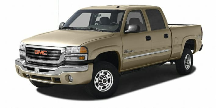 2004 GMC Sierra 2500HD SLT 4x4 Crew Cab 6.6 ft. box 153 in. WB Pricing and Options