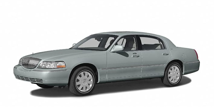 2004 Lincoln Town Car Ultimate L 4dr Sedan Specs And Prices