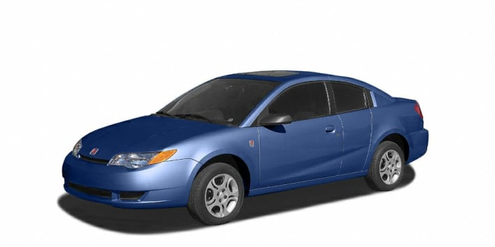 2004 Saturn Ion Red Line 4dr Coupe Pricing And Options