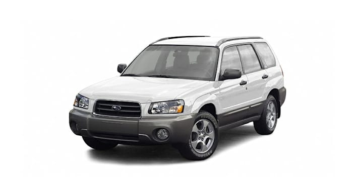 2004 subaru forester 2 5xt 4dr all wheel drive pricing and. Black Bedroom Furniture Sets. Home Design Ideas