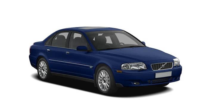 2004 Volvo S80 Premier Package A Sr 4dr Sedan Pricing And Options