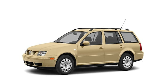 2004 Volkswagen Jetta GLS 2.0L 4dr Station Wagon Pricing and Options