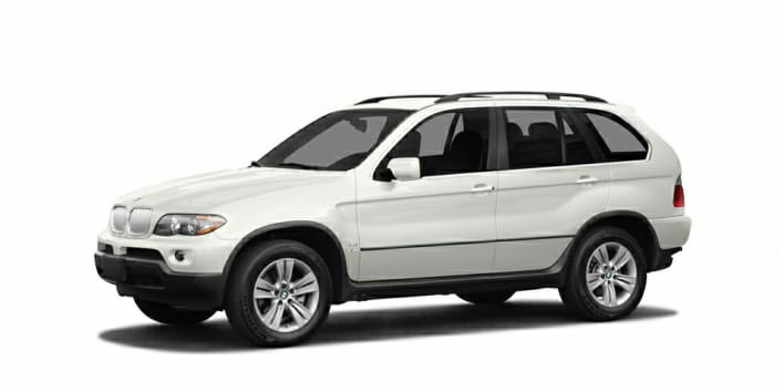 2005 BMW X5 3 0i 4dr All-wheel Drive Specs and Prices