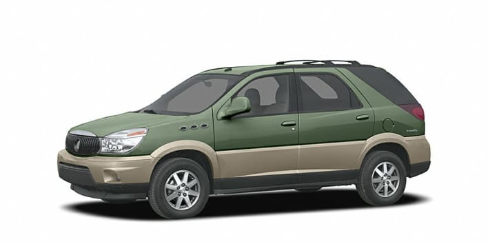 2005 buick rendezvous ultra all wheel drive pricing and. Black Bedroom Furniture Sets. Home Design Ideas