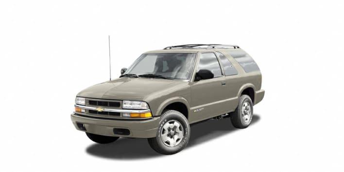 2005 Chevrolet Blazer Ls 2dr 4x4 Specs And Prices