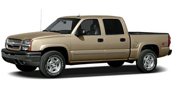 2005 Chevrolet Silverado 1500 Regular Cab >> 2005 Chevrolet Silverado 1500 Ls 4x4 Crew Cab 5 75 Ft Box 143 5 In Wb Pricing And Options