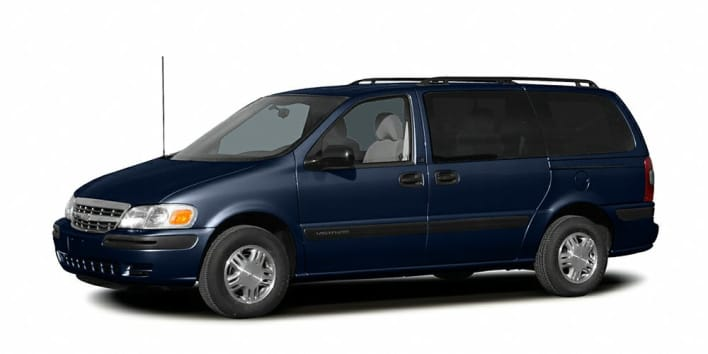 2005 Chevrolet Venture Ls Front Wheel Drive Extended Passenger Van Specs And Prices