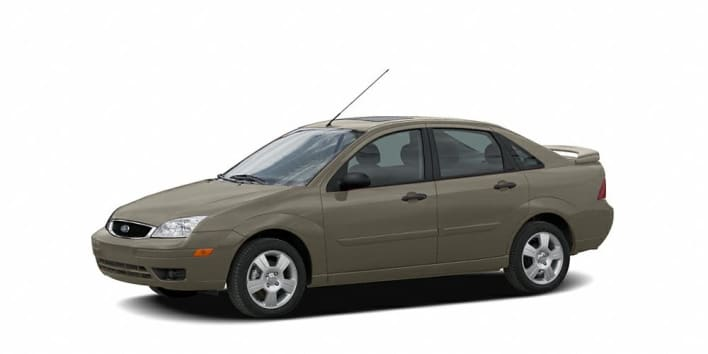 2005 Ford Focus ZX4 S 4dr Sedan Specs and Prices